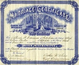 Genealogical Standard of Proof. When doing your family history research you look for primary vital records. Keep in mind they are not 100% accurate, someone can provide incorrect information or a clerk can put the name or date down wrong by mistake. For genealogists, they try to use a Genealogical Standard of Proof. #genealogy #familytree #sources