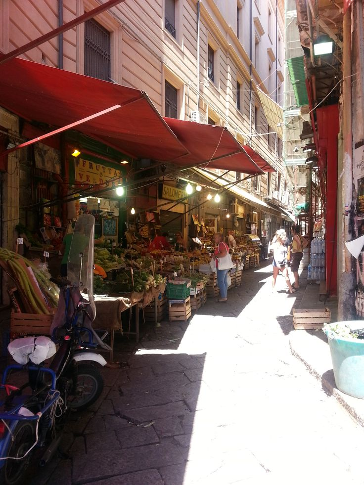 Streets of Palermo Stanito