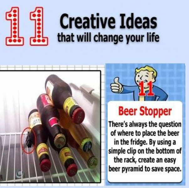 11 Creative Ideas for Every Household