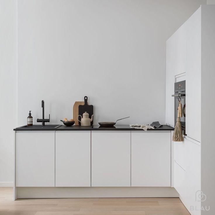 Skandinaavista minimalismia, jossa jokainen yksityiskohta on tarkkaan harkittu!