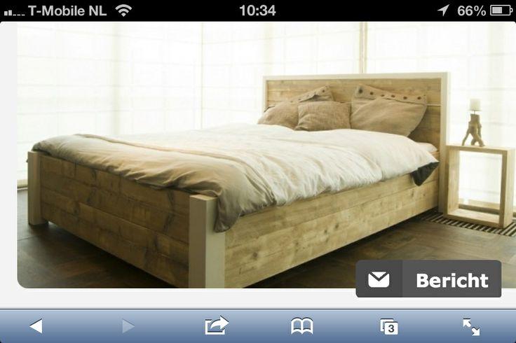 Ons nieuwe bed besteld!!!! ❤