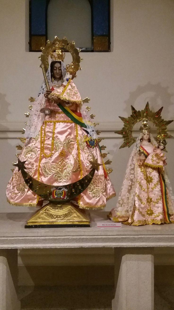 La Virgen en Nicaragua