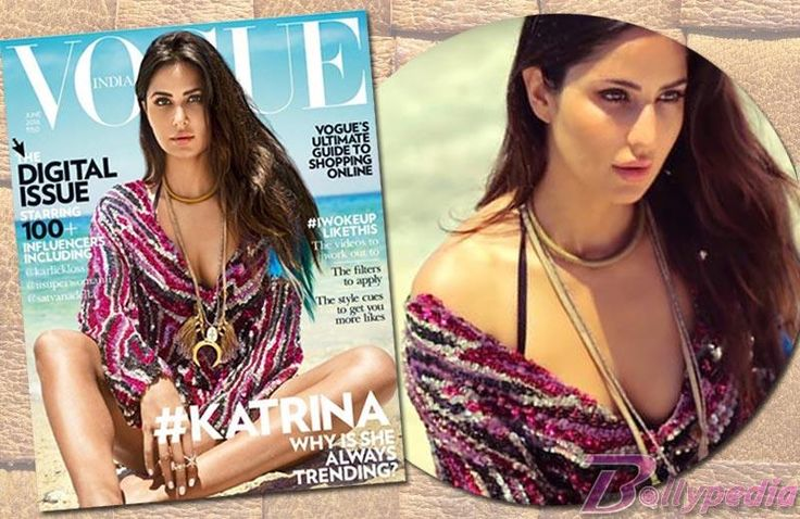 Katrina Kaif looks hot AF in this Vogue Photoshoot