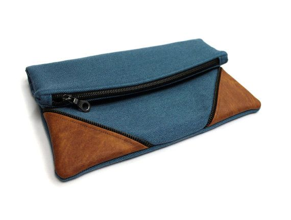 VIDA Leather Statement Clutch - Solaris by VIDA ZfAEOYH