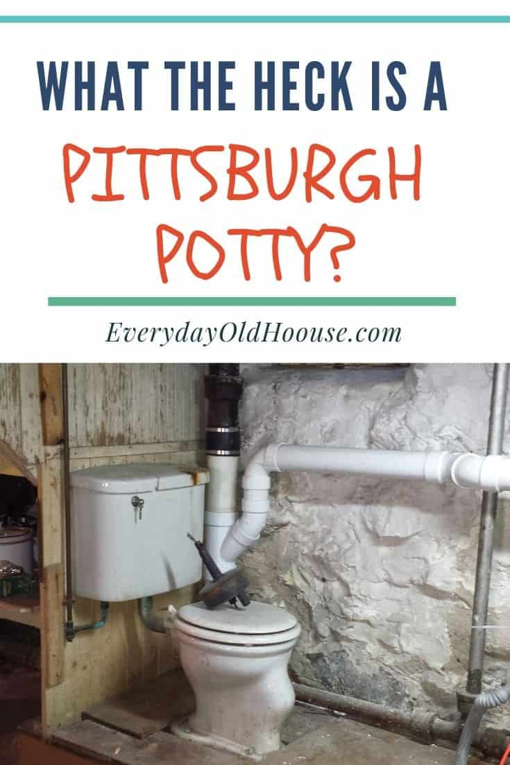 3 Reasons Why You Have A Random Toilet In Your Basement Toilet Old House Basement Toilet