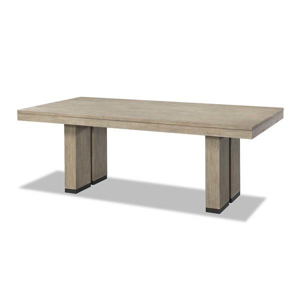 You Ll Love The Kadence Trestle Dining Table At Wayfair Great Deals On All Furniture Products With With Images Dining Table Extendable Dining Table Trestle Dining Tables