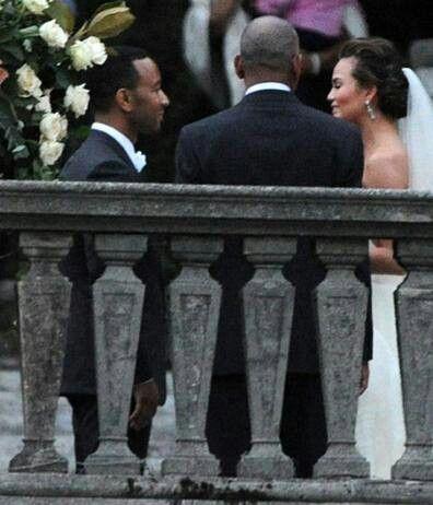 John Legend married Chrissy Tegan on 9/14/2013