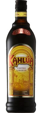Originating deep in the Yukatan, Kahlua has a flavour as rich and distinct as the region. Kahlua has a vibrant taste and lingering coffee finish, and it can be served neat over ice, mixed with milk or cola, and is used in a variety of cocktails.