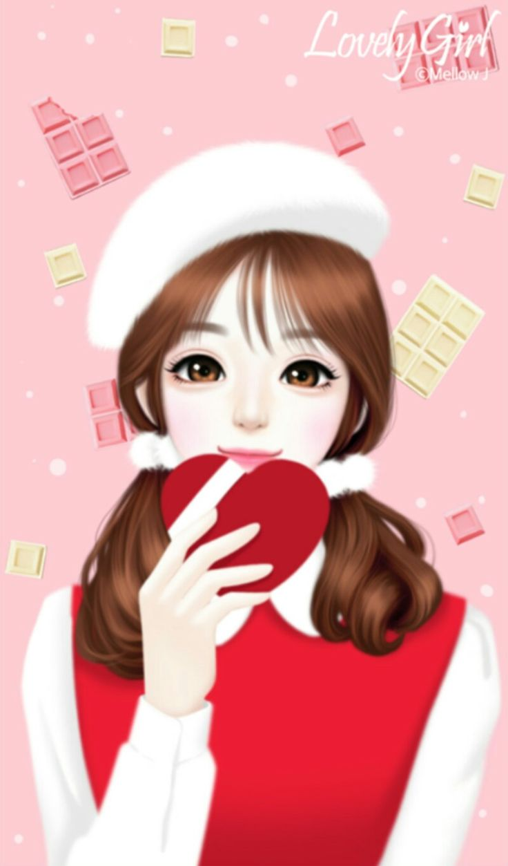 Sad Korean Cartoon Girl Novocom Top