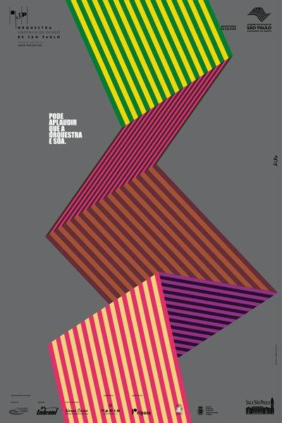 Poster by Kiko Frakas | Máquina Studio #graphic #design