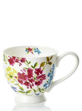 Portobello by Inspire Aiyanna Footed Mug