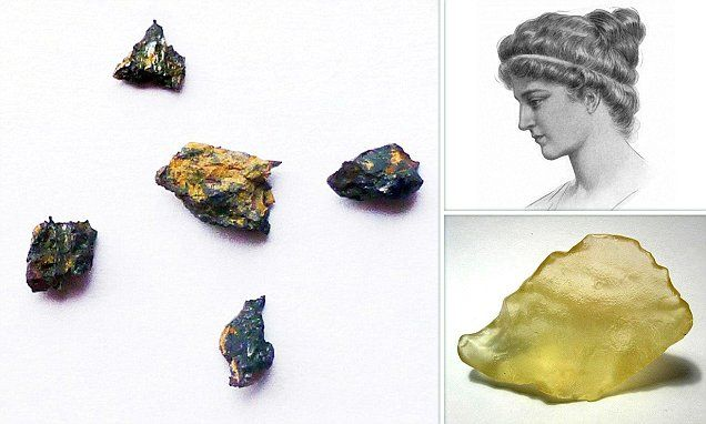 Alien Hypatia rock has minerals not found anywhere in our star system