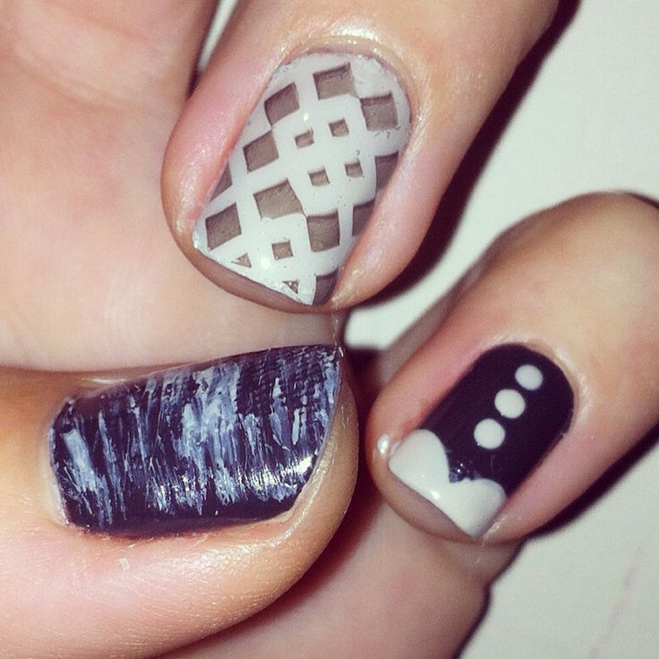 487 best Nail art I like images on Pinterest | Nails design, Ratchet ...