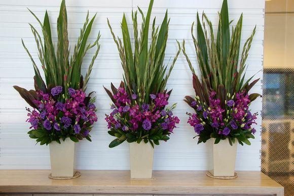 large flower arrangements - Google Search