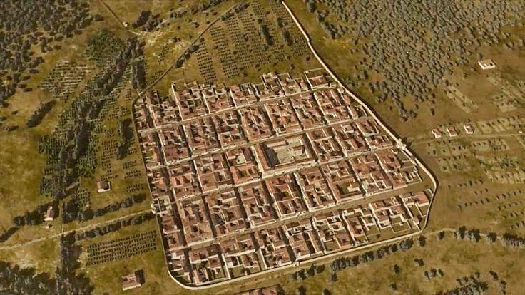 Até há pouco tempo havia dúvidas sobre a sua localização e foi destruída por 2 vezes por fenómenos desconhecidos. Conheça a história da cidade de Ammaia.