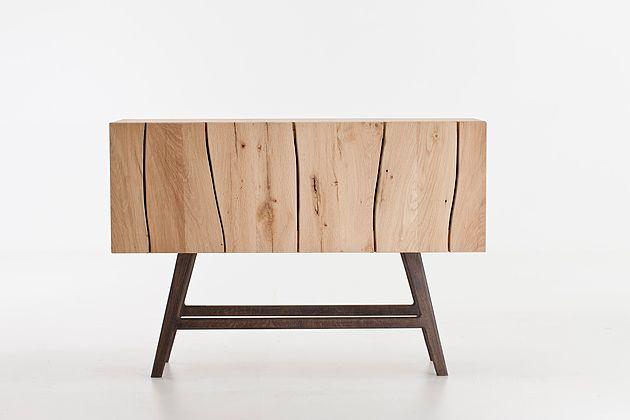 Iža, wine cupboard Design and handcraft: Luka Jelusic.