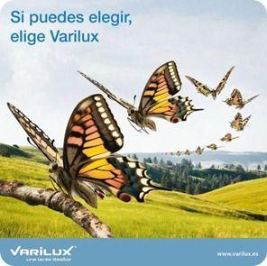 Varilux: lentes progresivas, ahora segundo par gratis