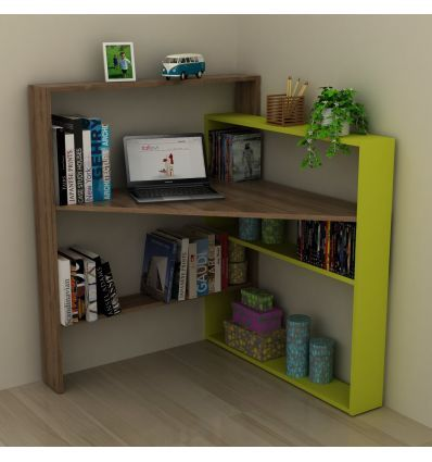 Oltre 25 fantastiche idee su angolo scrivania per ufficio - Scrivanie per casa ...
