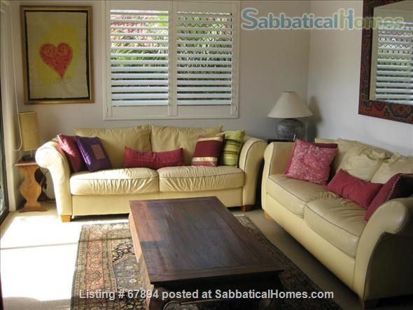 SabbaticalHomes   Home For Rent Sydney 2034 Australia, Gorgeous 2 Bed  Courtyard Apartment