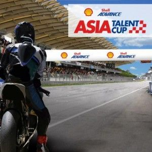 Shell Advance Asia Talent Cup