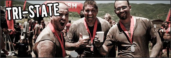 Call me crazy, but I think this looks like so much fun! The Spartan Race!