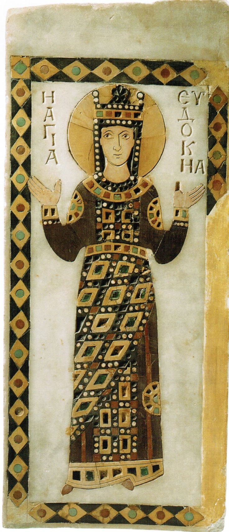 11th Century Byzantine Clothing Construction - A very good class handout regarding Byzantine clothing
