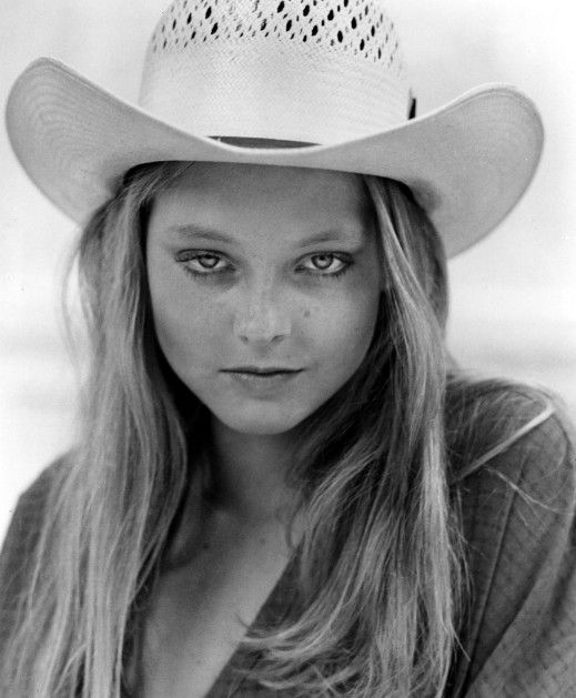 Jodie Foster. Just eighteen. In 1980.