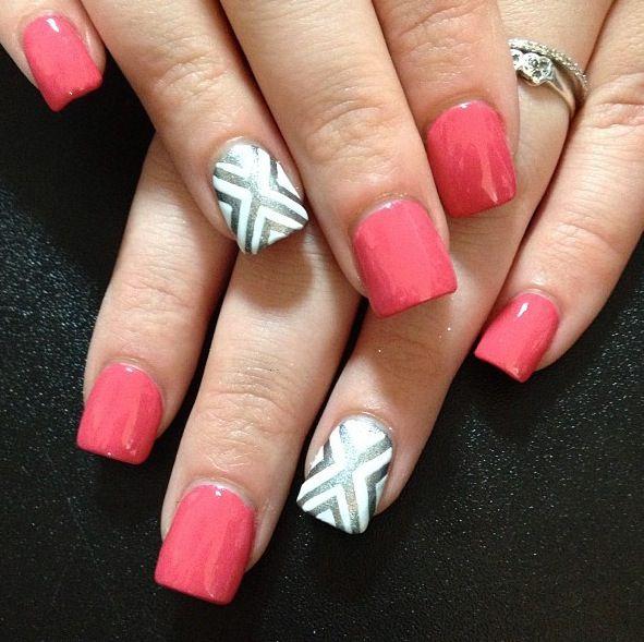 Cute nail design