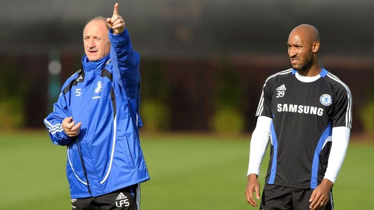 Nicolas Anelka's refusal to play on wing cost me Chelsea job - Scolari