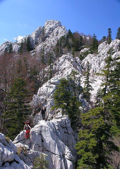 Things not to miss in Croatia-Croatia - Velebit mountain Mali Princ Trail (Little Prince)