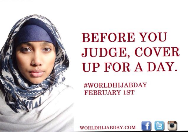 World Hijab Day (: