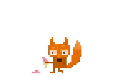 Fox - Some of my own pixel creations