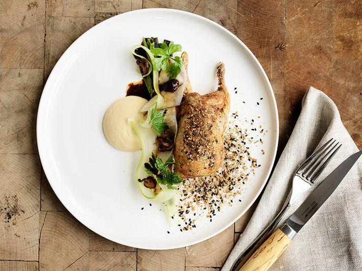 Kvällsmeny - Portal Restaurant