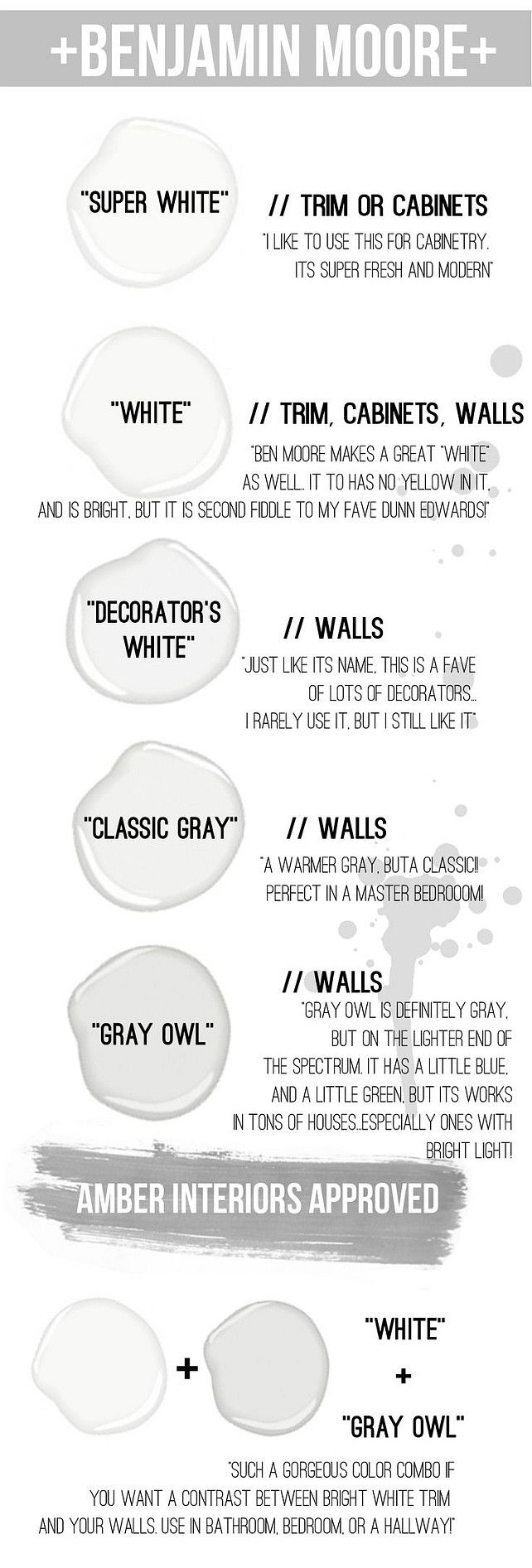 White Paint Colors Best 25 Benjamin Moore White Ideas On Pinterest  White Paint