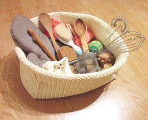 montessori, cesto de los tesoros, actividades sensoriales,