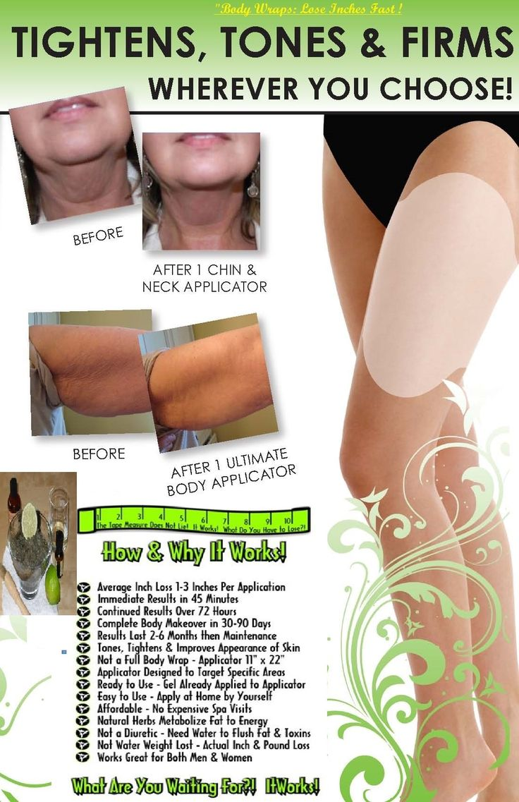 Naturopathy : Body Wrap At Home : Lose Inches Fast