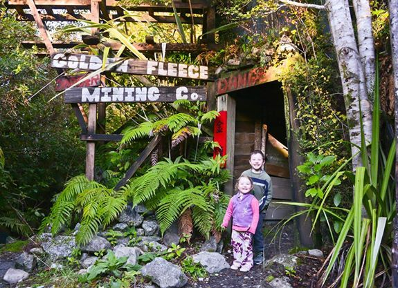 ShantyTown is a replica mining town just outside Greymouth. It gives you an insight into the era and the conditions that the miners worked in. A train ride, gold panning and a holographic theater experience add to the fun for kids. Check out our blog to find out more about our recent trip: http://www.thebusstop.co.nz/blog/our-mid-winter-new-zealand-road-trip