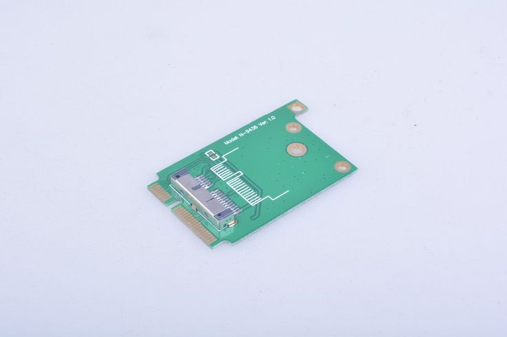$5.59 (Buy here: https://alitems.com/g/1e8d114494ebda23ff8b16525dc3e8/?i=5&ulp=https%3A%2F%2Fwww.aliexpress.com%2Fitem%2FBCM94331CD-BCM943224PCIEBT2-BCM94360CD-BCM94331CSAX-Ethernet-WIFI-Card-to-Mini-PCI-E-Laptop-Adapter%2F32724721433.html ) BCM94331CD BCM943224PCIEBT2 BCM94360CD BCM94331CSAX Ethernet WIFI Card to Mini PCI-E Laptop Adapter for just $5.59