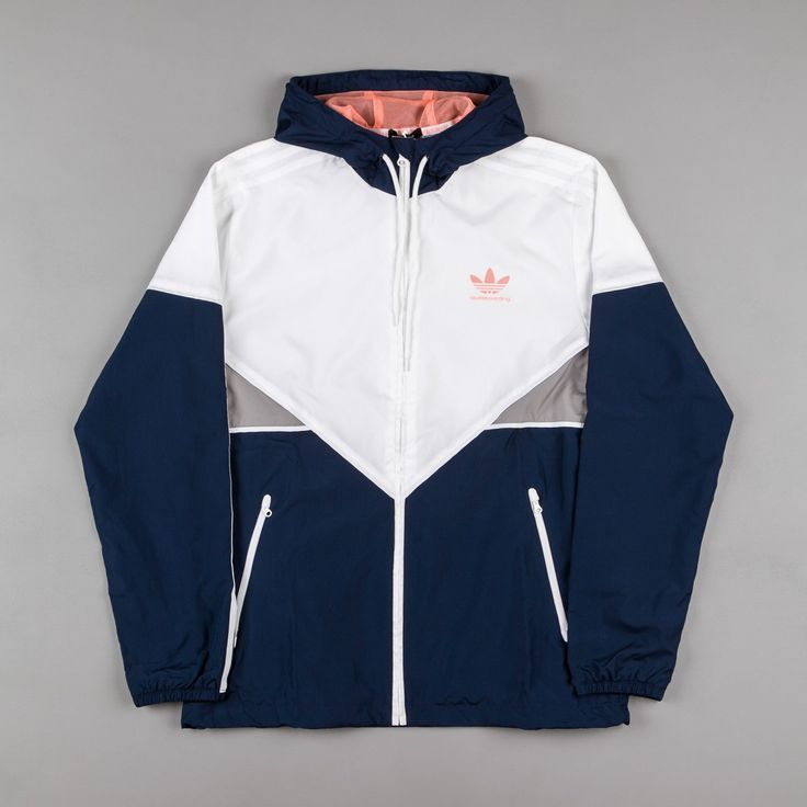 Adidas Premiere Windbreaker Jacket – Navy / Weiß / Sun Glow feedproxy.google ……  – Quotes that describe me
