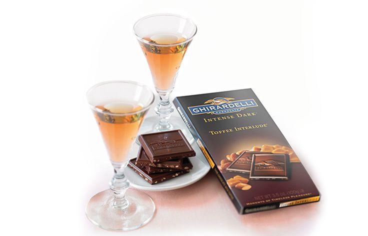 Ghirardelli Chocolate – Intense Dark Chocolate Pairings