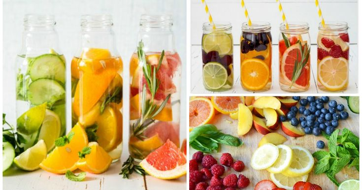 10 bevande detox per tornare in forma