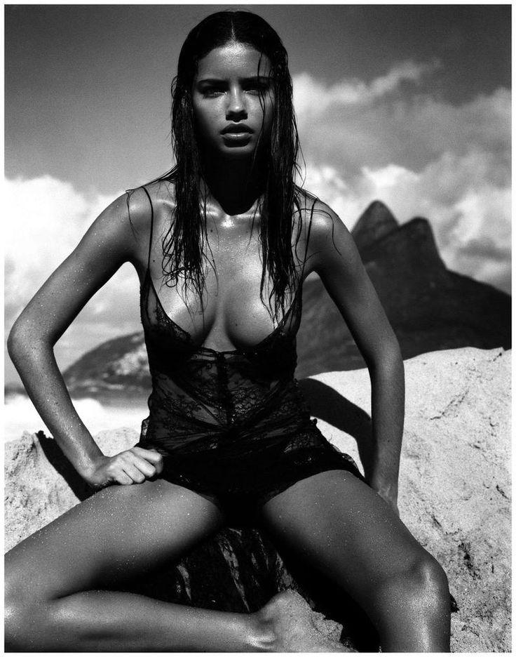 Adriana Lima for Pirelli Calendar - Pirelli Calendar 50 Years Retrospective | Nude Art