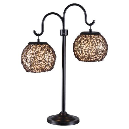 You should see this Earp Outdoor Table Lamp in Bronze on Deals + Modern Design Ideas | AllModern