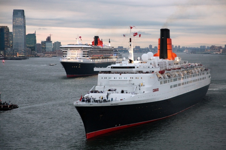 17 Best Images About Qe2 2008 On Pinterest Nyc Vintage And The Queen
