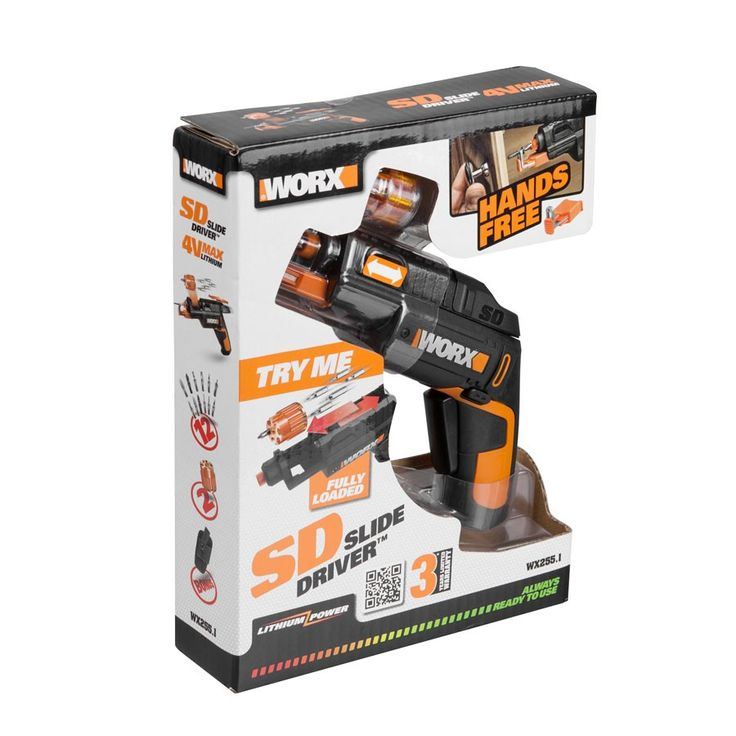 Image result for worx power tools packaging