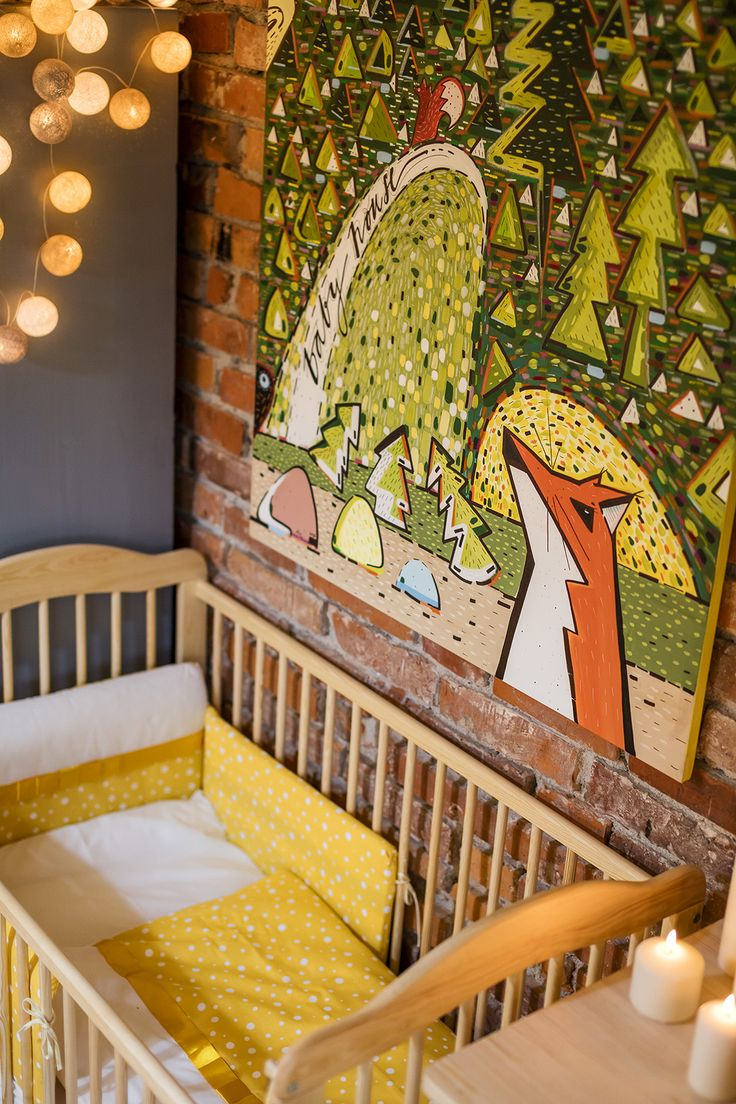 Dětská postýlka Alek - přírodní, Povlečení Grácie s mašlí 135x100 cm - zlaté