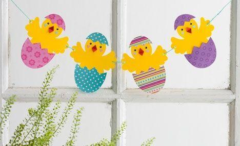 Klip det sødeste påskepynt - Hjemmet DK