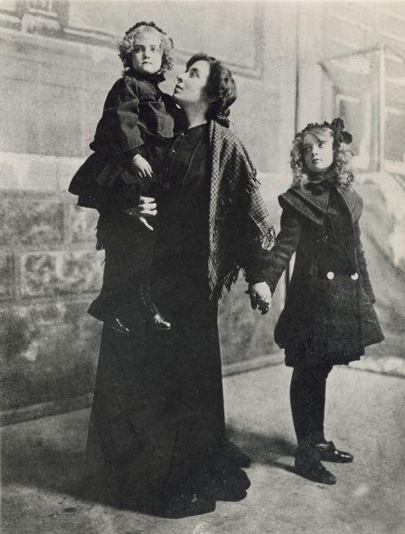 Gish family 1900 - リリアン・ギッシュ - Wikipedia