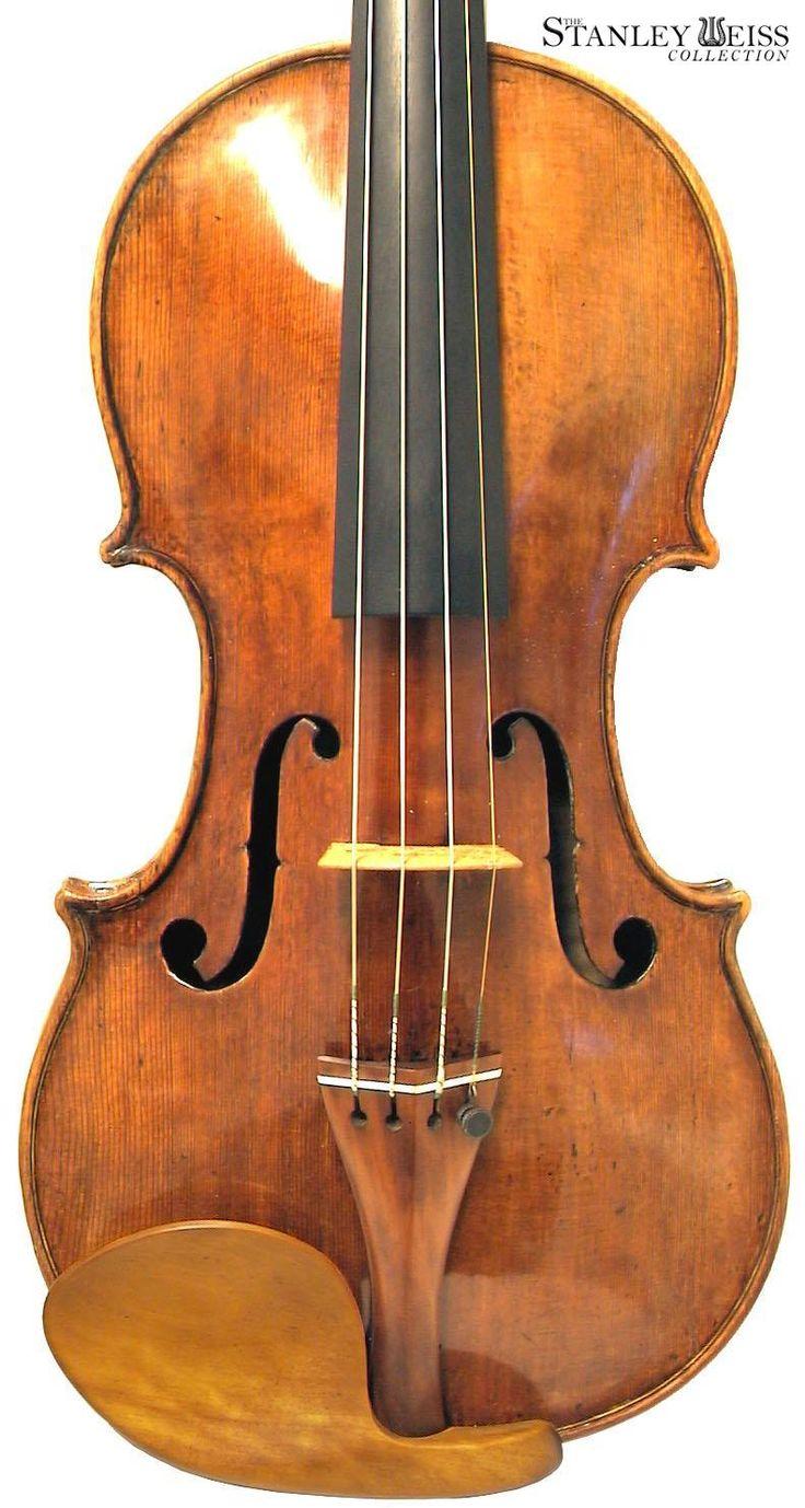 A Violin Pietro Guarneri Mantua C 1695 1703 Les