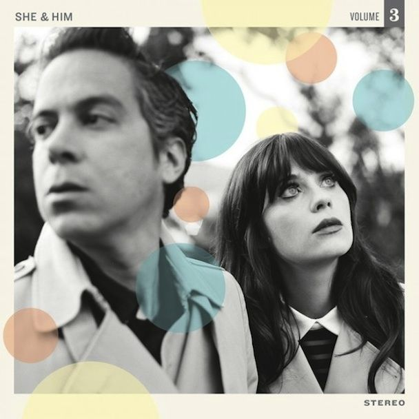 She & Him: Volume 3 #review